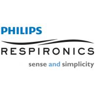 Respironics logo vector logo