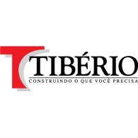 Tibério Construtora logo vector logo