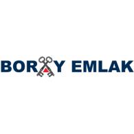 Boray Emlak logo vector logo