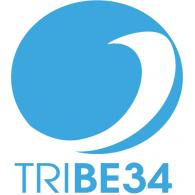 Tribe34 logo vector logo