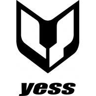 Yess logo vector logo