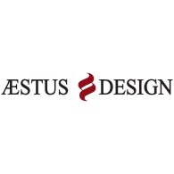 Aestus Design logo vector logo