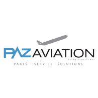 Paz Aviation logo vector logo
