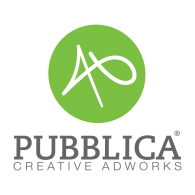 Pubblica Creative Adworks logo vector logo
