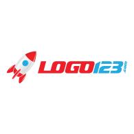 Logo123.com logo vector logo