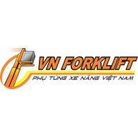 logo Phụ Tùng Xe Nâng – VN Forklift logo vector logo