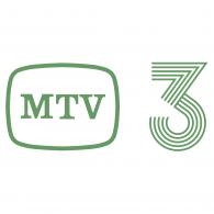 MTV 3 logo vector logo
