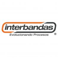 Interbandas logo vector logo