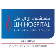 LLH Hospital Abu Dhabi logo vector logo