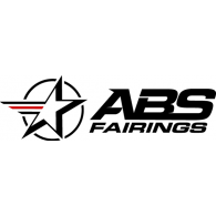 ABS Fairings logo vector logo