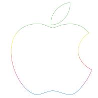 Apple 30th Anniversary logo vector logo