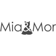 Mia&Mor logo vector logo