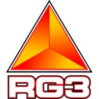 RG3 logo vector logo