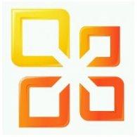 Microsoft Office 2010 Shading Logo