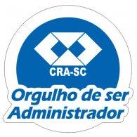 CRA – Orgulho de ser administrador logo vector logo