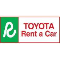 Toyota Rent a Car logo vector logo