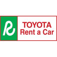 Toyota Rent a Car logo vector logo