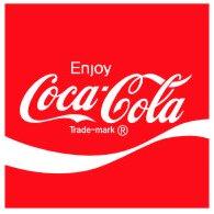 Coca-Cola logo vector logo