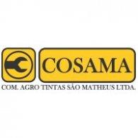 Cosama logo vector logo