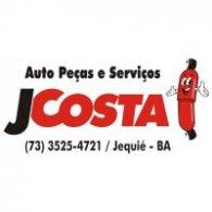 J Costa logo vector logo