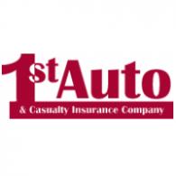1st Auto & Casualty logo vector logo