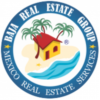 Baja Real Estate Group logo vector logo
