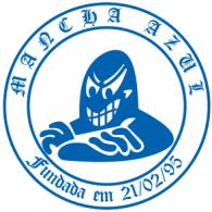 Torcida Mancha Azul Avai logo vector logo