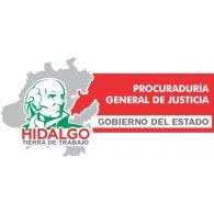PROCURADURIA GENERAL DE JUSTICIA del Gobierno del Estado de Hidalgo, Francisco Olvera Ruiz Gobernador logo vector logo