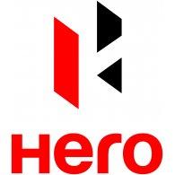 Hero logo vector logo