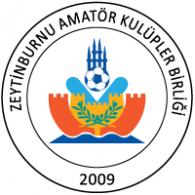 zeytinburnu amatör kulüpler birliği logo vector logo