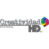 Creatividad HD Brand Building logo vector logo