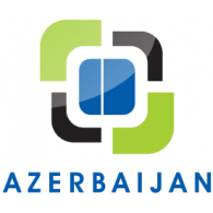Creative Design & Azerbaijan logo vector logo