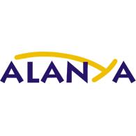 Alanya logo vector logo