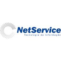NetService logo vector logo