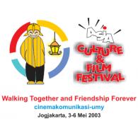 Asia Culture and Film Festival logo vector logo