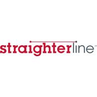 straigtherline logo vector logo