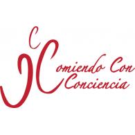 Comiendo Con Conciencia logo vector logo