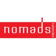 Nomads Design logo vector logo