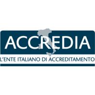 Accredia logo vector logo