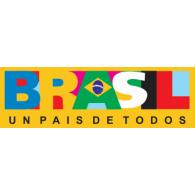 Brasil…Un Pais de Todos logo vector logo