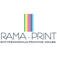 Rama-Print logo vector logo