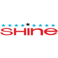 Shine logo vector logo