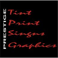 Prestige logo vector logo