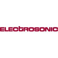 Electrosonic logo vector logo