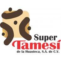 Super Tamesi logo vector logo