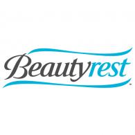 Beautyrest logo vector logo