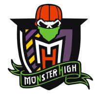 Monster High logo vector logo