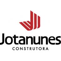 Jotanunes Construtora logo vector logo