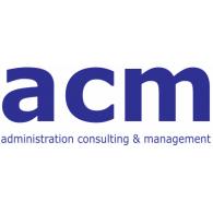 ACM logo vector logo