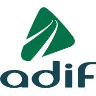 adif logo vector logo